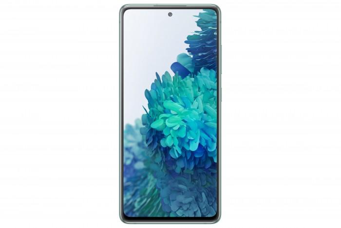 Das Galaxy S20 FE hat ein 6,5 Zoll großes Display. (Bild: Samsung)