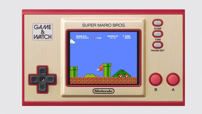 Game and Watch: Super Mario Bros. (Bild: Nintendo)
