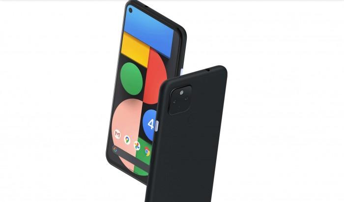 Das neue Pixel 4a 5G (Bild: Google/Screenshot: Golem.de)