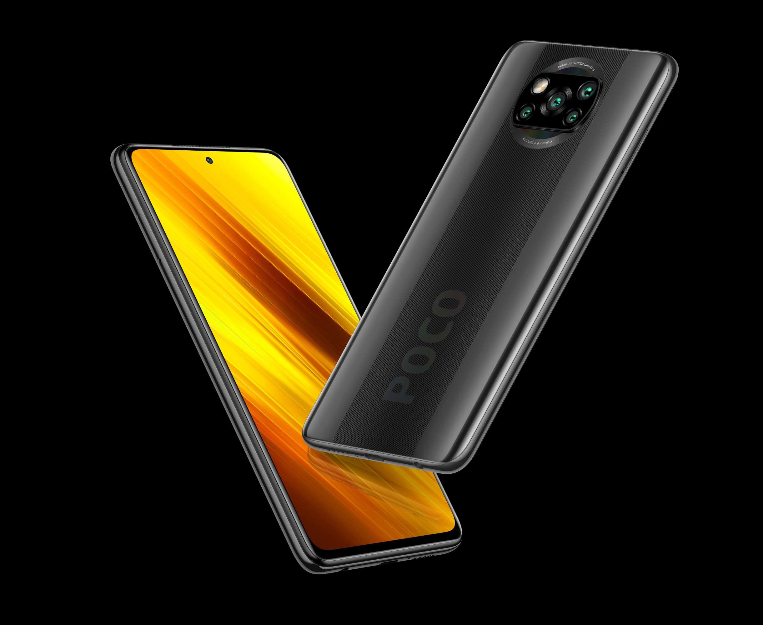 Xiaomi: Neues Poco-Smartphone mit Vierfachkamera kostet 200 Euro -