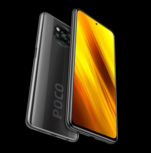 Das Poco X3 NFC von Xiaomi (Bild: Xiaomi)