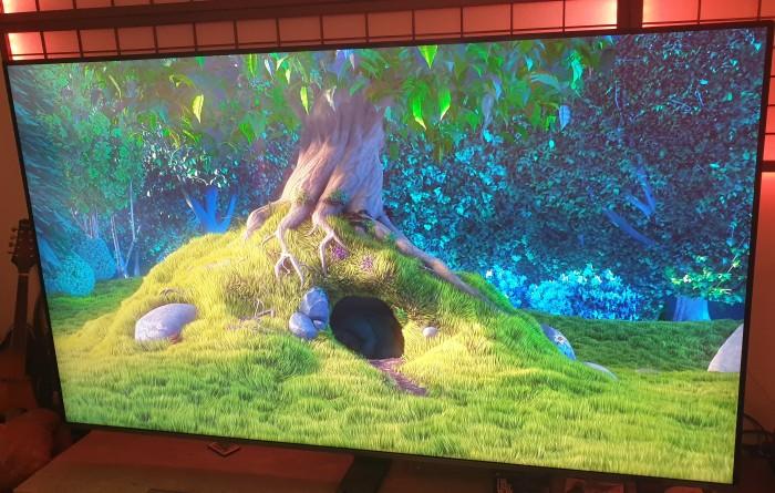 Big Buck Bunny läuft in 4K auf dem NAS ohne Probleme. (Bild: Oliver Nickel/Golem.de)