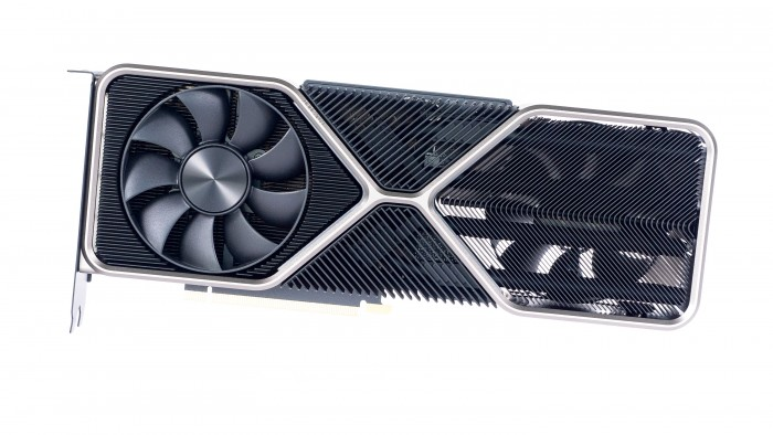 Geforce RTX 3080 als Founder's Edition (Bild: Golem.de)