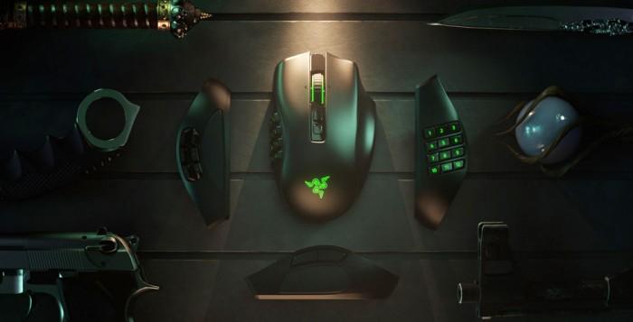 Razer Naga Pro (Bild: Razer)