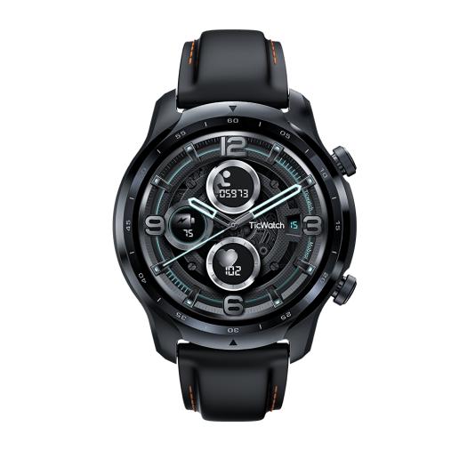 Die Ticwatch Pro 3 GPS von Mobvoi (Bild: Mobvoi)