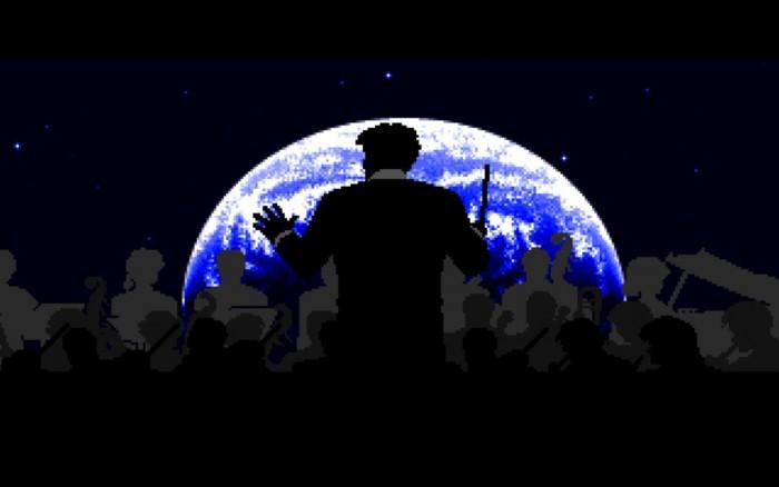 Wing Commander führte das Pixelorchester ein, das den cineastischen Anspruch von Origin Systems symbolisierte. (Bild: Origin Systems/Medienagentur plassma)