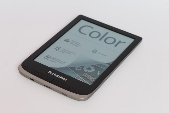 Der E-Book-Reader Pocketbook Color (Bild: Werner Pluta/Golem.de)