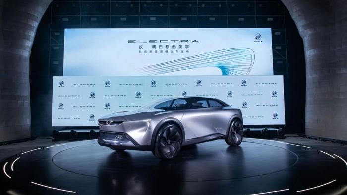 Buick-Electra-Konzept (Bild: General Motors)