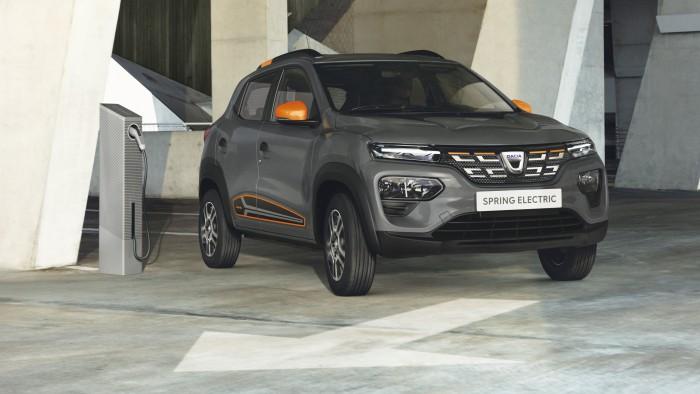 Dacia Spring Electric (Bild: Dacia)