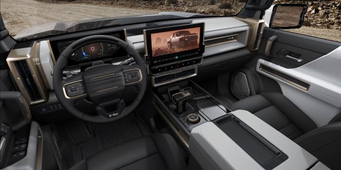 GMC Hummer EV (Bild: GM)