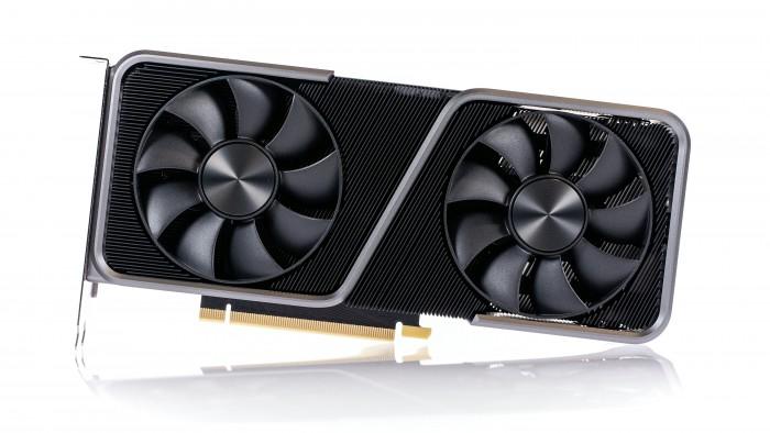Geforce RTX 3070 als Founder's Edition (Bild: Marc Sauter/Golem.de)