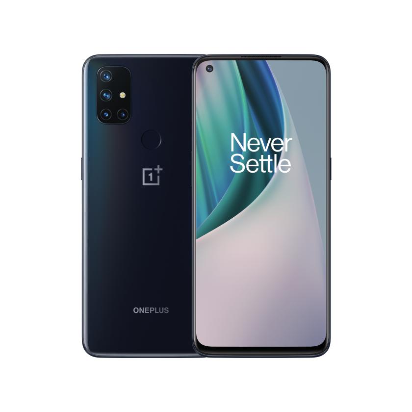 Nord N10 5G und N100: Oneplus bringt neue Mittelklasse-Smartphones ab 200 Euro - Das Oneplus Nord N10 5G (Bild: Oneplus)