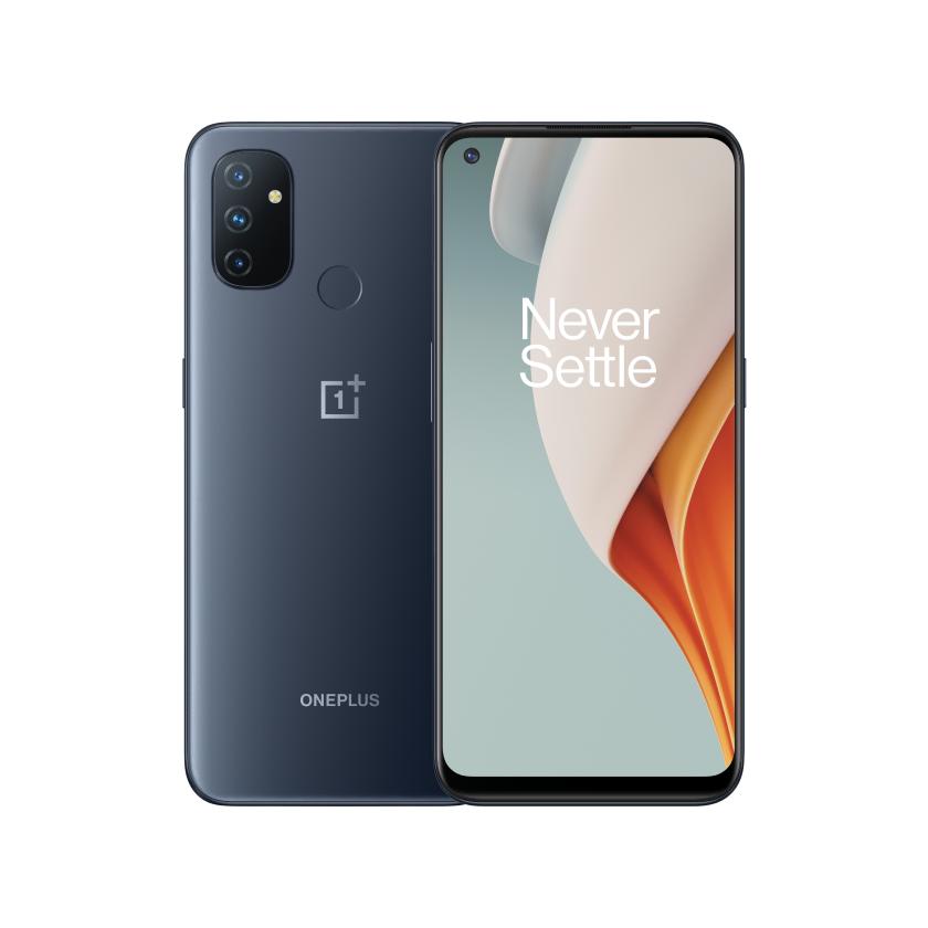 Nord N10 5G und N100: Oneplus bringt neue Mittelklasse-Smartphones ab 200 Euro - Das Oneplus Nord N100 (Bild: Oneplus)