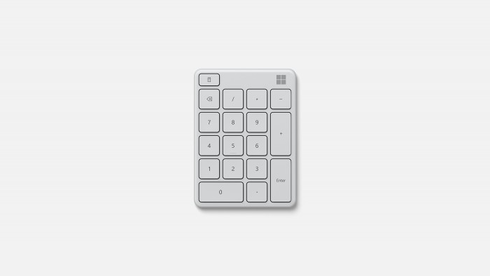 Surface Number Pad (Bild: Microsoft)