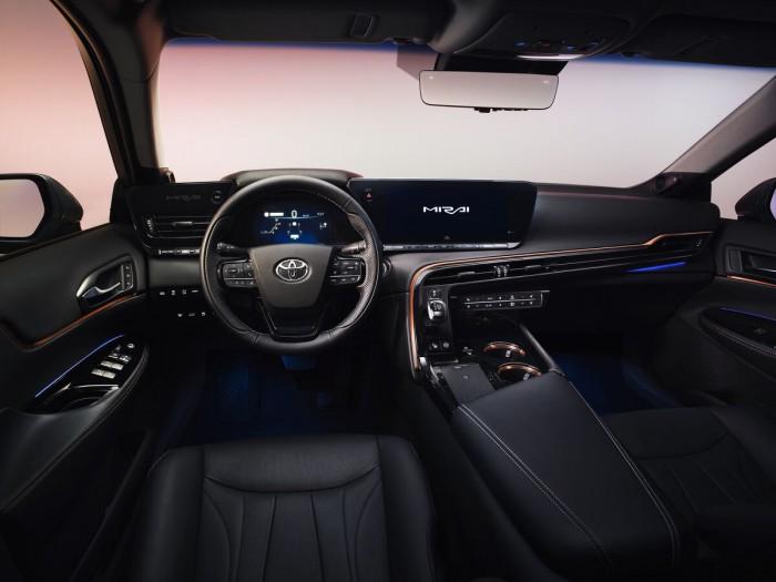 Toyota Mirai 2021 (Bild: Toyota)