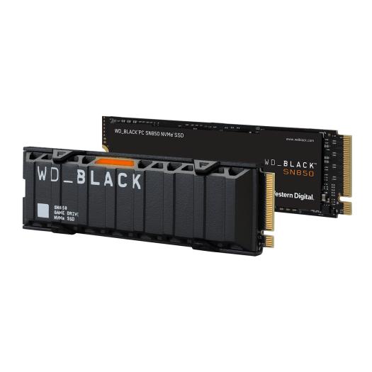 WD Black SN850 (Bild: Western Digital)