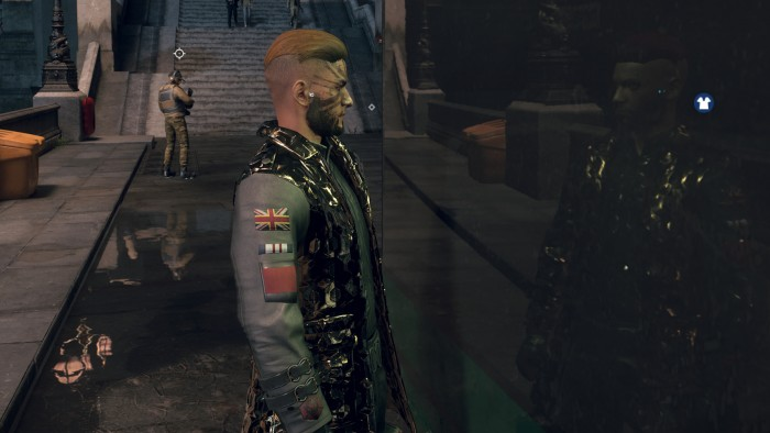 Watch Dogs Legion mit Raytracing (Rechteinhaber: Ubisoft/Screenshot: Golem.de)