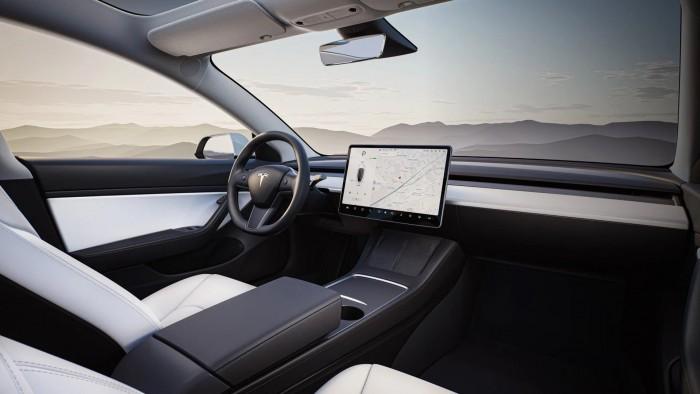 Tesla Model 3 2020 (Bild: Tesla)