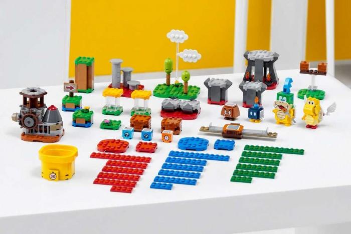 Lego Super Mario Set 71380 (Bild: Lego)