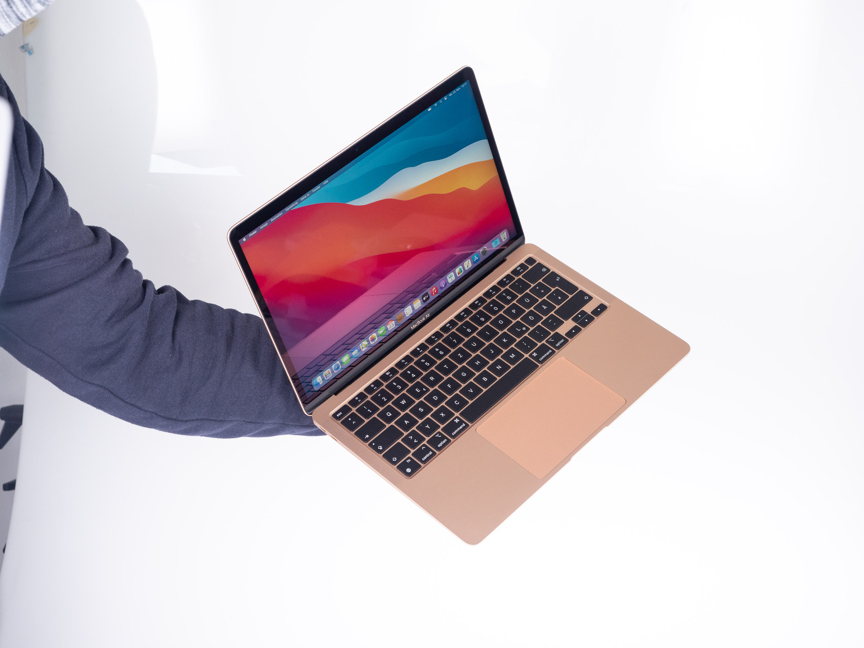 Macbook Air mit Apple Silicon im Test: Das beste Macbook braucht kein Intel -