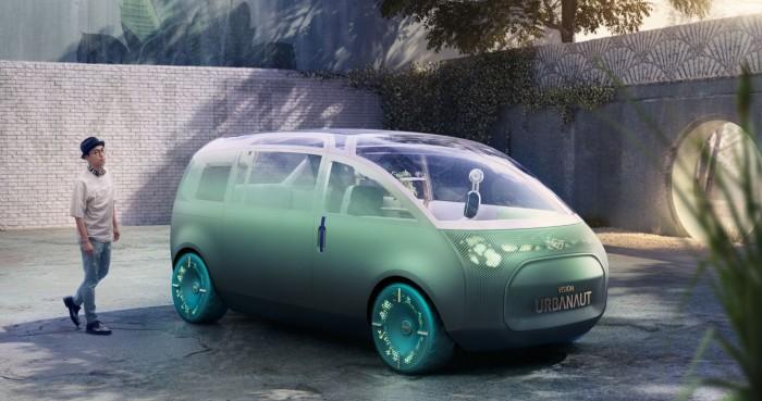 Vision-Urbanaut (Bild: BMW)