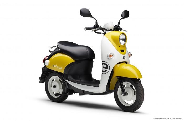 Der Yamaha E-Vino (Bild: Yamaha)