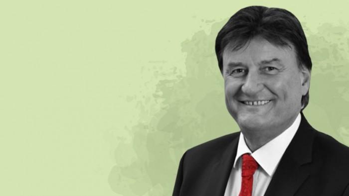 Jürgen Rothmaier. Seit 1. Januar 2015 stellvertretender Vorstandsvorsitzender der BARMER.