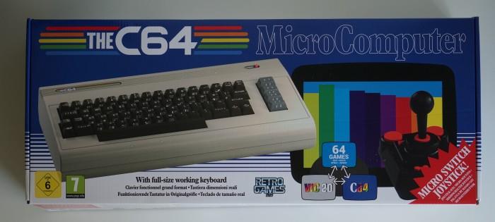 Vorderseite der Verpackung im farbenfrohen 1980er-Stil (Bild: Miroslav Stimac)