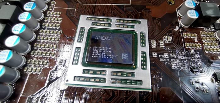 Xbox-One-SoC der Chuwi Aerobox (Bild: Anandtech)