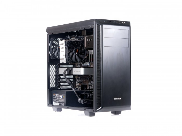 Golem Allround mit Geforce RTX 3060 [Symbolbild] (Bild: Golem.de)