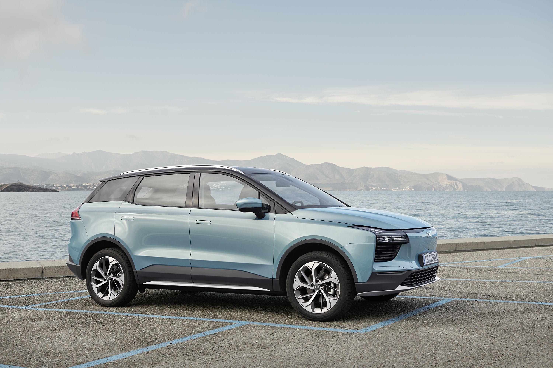 Elektromobilität: Diese E-Autos kommen 2021 auf den Markt - Aiways U5 (Bild: Aiways)