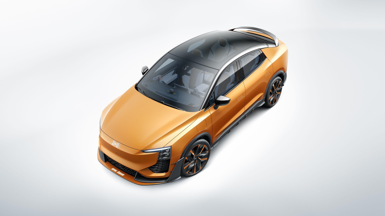 Elektromobilität: Diese E-Autos kommen 2021 auf den Markt - Aiways U6 (Bild: Aiways)
