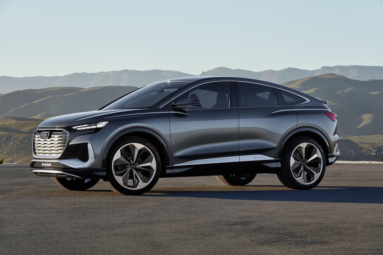 Elektromobilität: Diese E-Autos kommen 2021 auf den Markt - Audi Q4 e-tron (Bild: Audi)