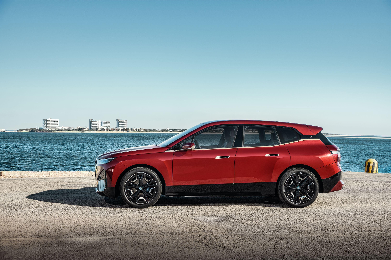 Elektromobilität: Diese E-Autos kommen 2021 auf den Markt - BMW iX (Bild: BMW)