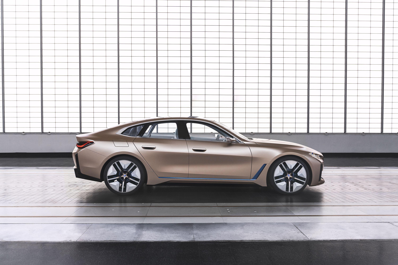 Elektromobilität: Diese E-Autos kommen 2021 auf den Markt - BMW i4 (Bild: BMW)