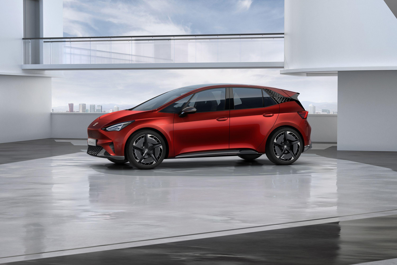 Elektromobilität: Diese E-Autos kommen 2021 auf den Markt - Cupra El-Born (Bild: Seat)