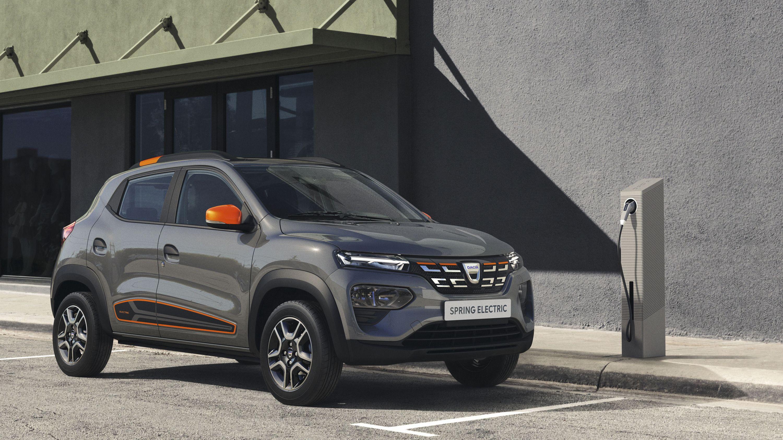 Elektromobilität: Diese E-Autos kommen 2021 auf den Markt - Dacia Spring (Bild: Dacia)