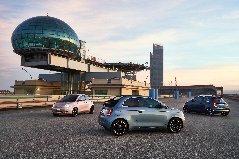 Elektromobilität: Diese E-Autos kommen 2021 auf den Markt - Fiat 500 (Bild: Fiat)