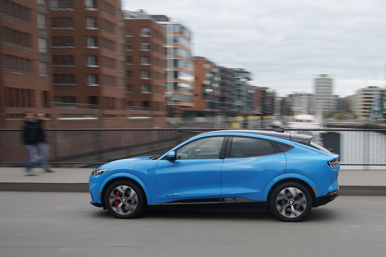 Elektromobilität: Diese E-Autos kommen 2021 auf den Markt - Ford Mustang Mach E (Bild: Ford)
