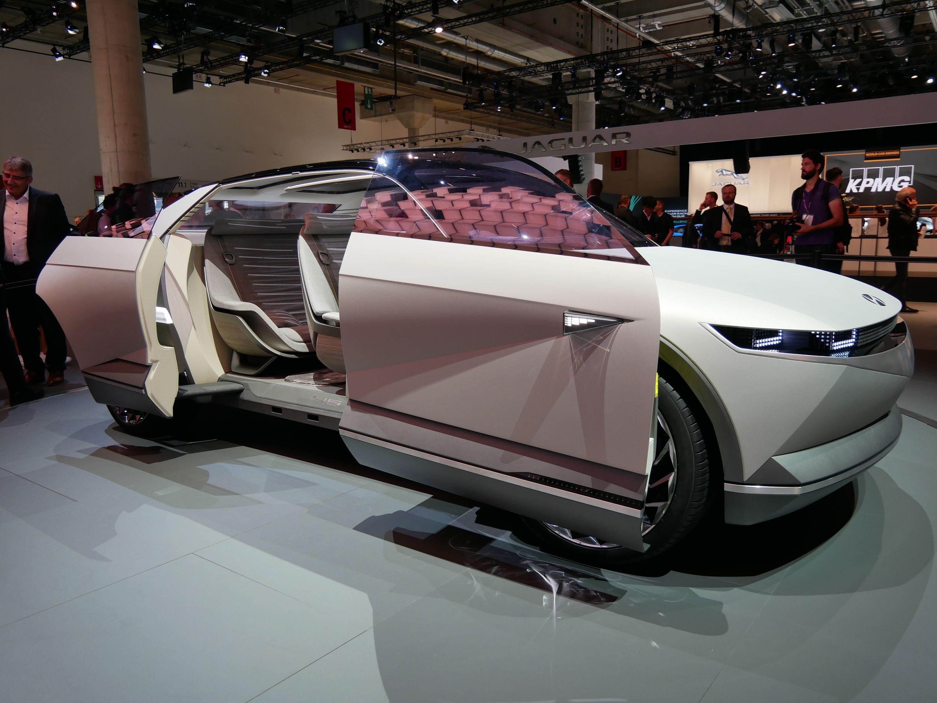 Elektromobilität: Diese E-Autos kommen 2021 auf den Markt - Hyundai Ioniq 5 (Bild: Dirk Kunde)