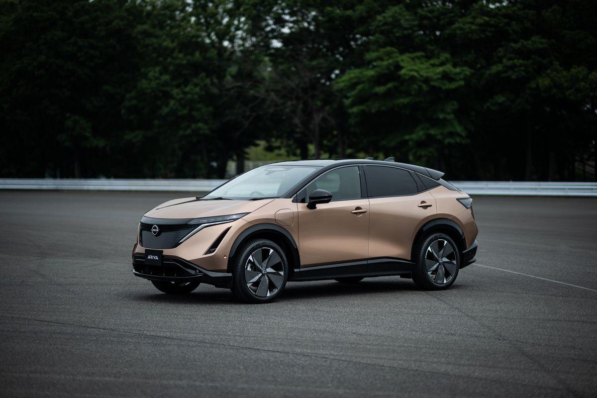 Elektromobilität: Diese E-Autos kommen 2021 auf den Markt - Nissan Ariya (Bild: Nissan)