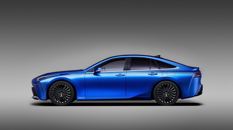 Elektromobilität: Diese E-Autos kommen 2021 auf den Markt - Toyota Mirai II (Bild: Toyota)