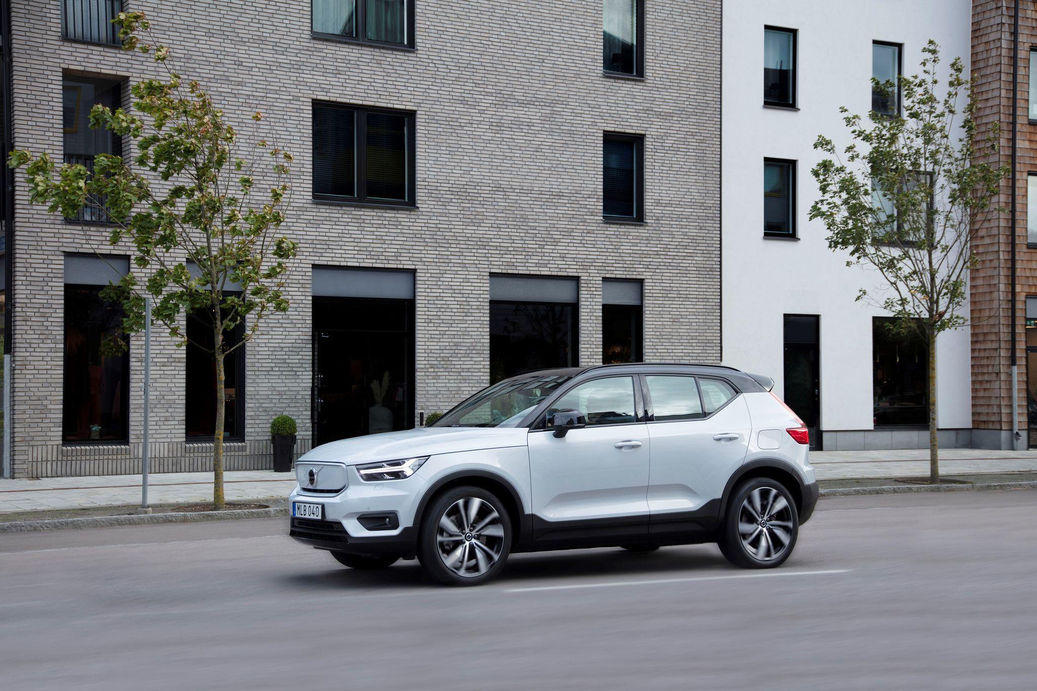 Elektromobilität: Diese E-Autos kommen 2021 auf den Markt - Volvo XC40 (Bild: Volvo)
