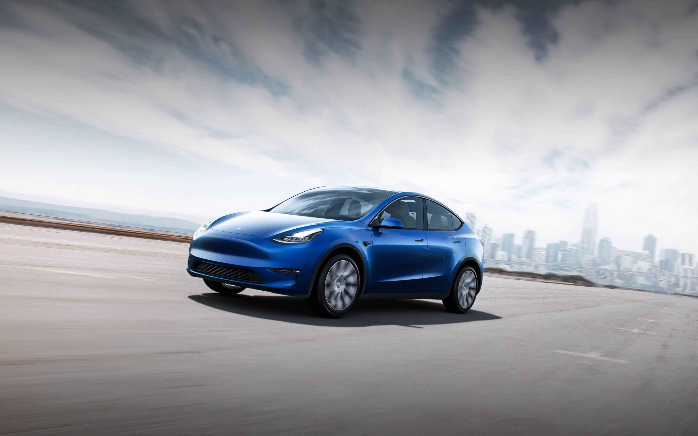 Elektromobilität: Diese E-Autos kommen 2021 auf den Markt - Tesla Model Y (Bild: Tesla)