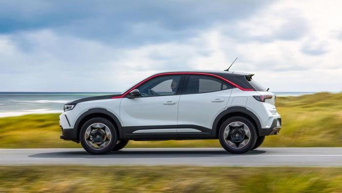 Opel Mokka-e (Bild: Opel)