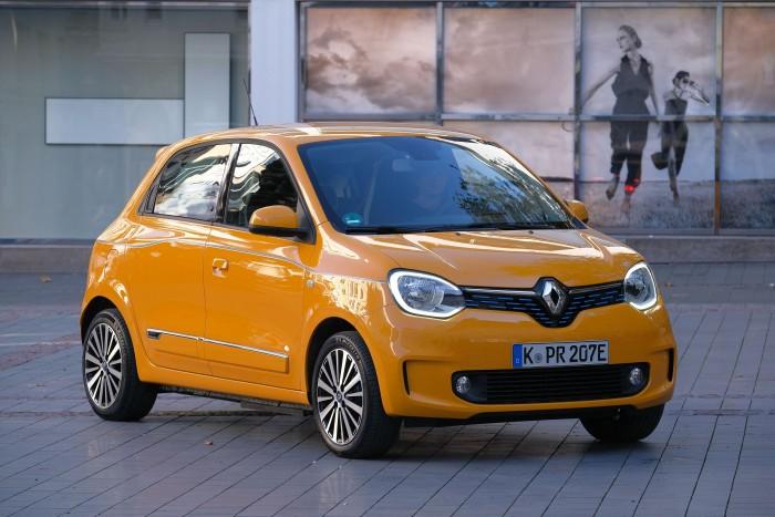 Renault Twingo Electric (Bild: Renault)