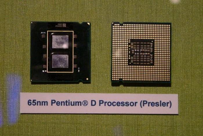Der Presler war das letzte Netburst-Design. (Bild: Nico Ernst)