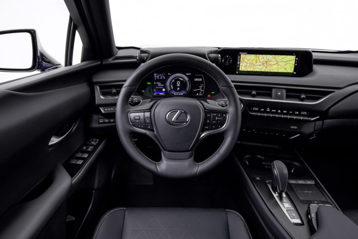 Lexus UX 300e (Bild: Toyota)