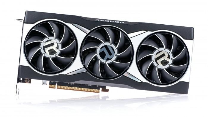 Radeon RX 6900 XT (Bild: Golem.de)