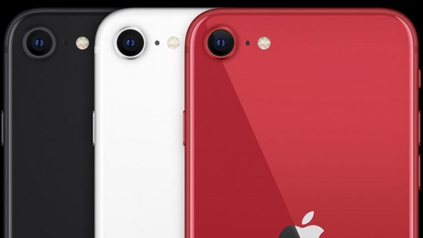 Kaufberatung: Lohnende Topsmartphones zwischen 400 und 900 Euro - Das iPhone SE 2020 von Apple (Bild: Apple)
